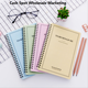 Wholesale Recycled Paper School Notebook Planner